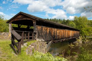 Perrine's Bridge in May