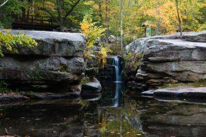 Split Rock in October I