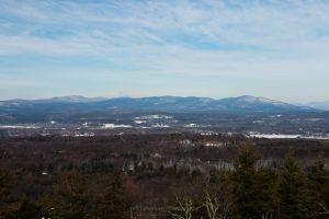The Catskills in Winter