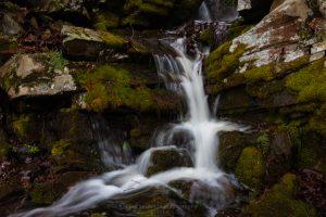 Seasonal Falls at John Burroughs