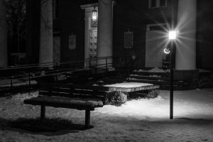 Bench by the Light