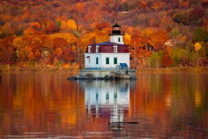 Esopus Lighthouse in Late Fall #3