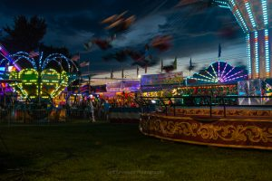 Evening at the Fair