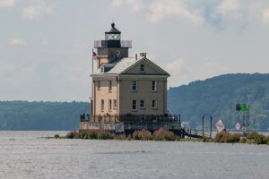 Late Morning at Rondout Light