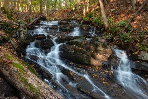 Falling Waters in October