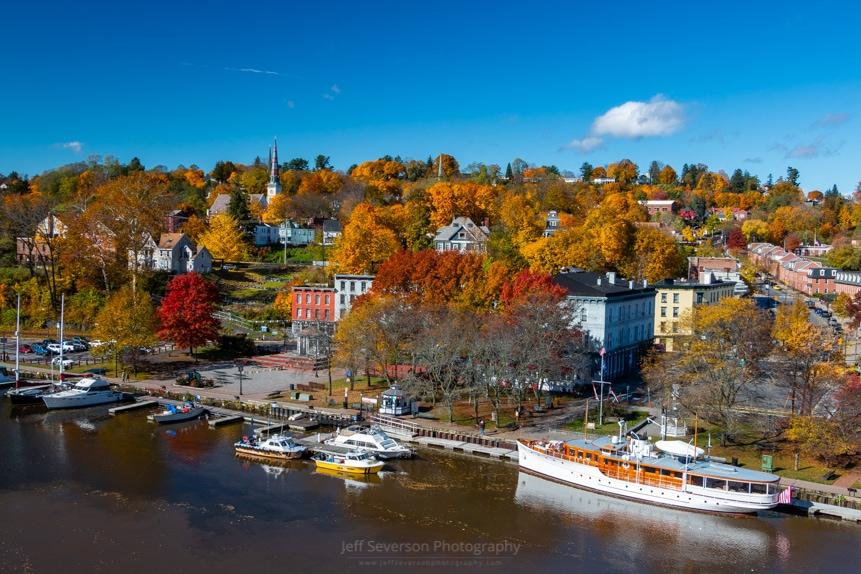 Autumn on the Waterfront