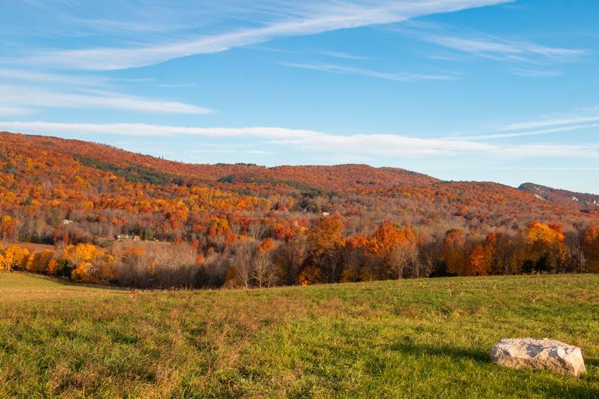 November Morning at River-to-Ridge