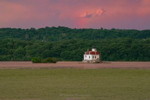 Esopus Light After a June Storm
