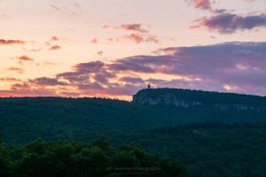 Sunset at the Ridge